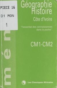 Félix G. Adjoby - Géographie-histoire : Côte d'Ivoire - CM1-CM2.