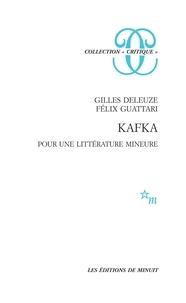 Félix Guattari et Gilles Deleuze - .