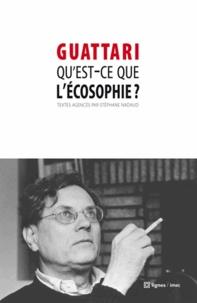 Openwetlab.it Qu'est-ce que l'écosophie ? Image