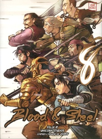 Felix Ip - Blood & Steel Tome 8 : .