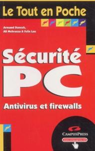 Deedr.fr Sécurité PC - Antivirus et firewalls Image