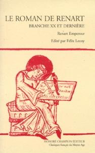 Deedr.fr Le roman de Renart - Branche XX et dernière, Renart Empereur Image