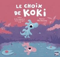 Félix Rousseau et  Classe gagnante Lire Egaux - Le choix de Koki.