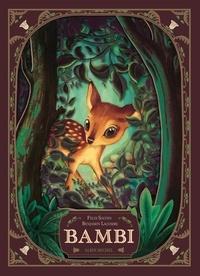 Felix Salten et Benjamin Lacombe - Bambi - L'histoire d'une vie dans les bois.