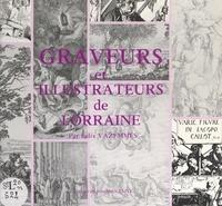 Félix Vazemmes et Jean-Marie Cuny - Graveurs et illustrateurs de Lorraine.