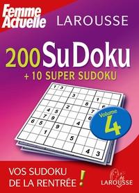 200 SuDoku + 10 super SuDoku - Tome 4.pdf