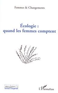 Accentsonline.fr Ecologie : quand les femmes comptent Image