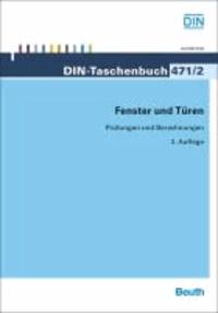 Fenster und Türen - Prüfungen und Berechnungen.