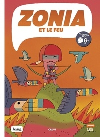 Fer Calvi - Zonia et le feu.