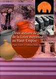 Alain Ferdière - Revue archéologique du Centre de la France Supplément N° 40 : Deux ateliers de potiers de la Loire moyenne au Haut-Empire : Vrigny (Loiret) et Amboise (Indre-et-Loire).