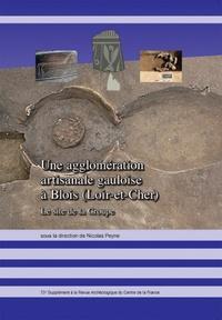 Nicolas Peyne - Revue archéologique du Centre de la France Supplément N° 73 : Une agglomération artisanale gauloise à Blois (Loir-et-Cher) - Le site de la Croupe.