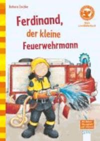 Ferdinand, der kleine Feuerwehrmann - Der Bücherbär: Mein Lese-Bilderbuch.