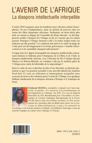 L'avenir de l'Afrique. La diaspora intellectuelle interpellée