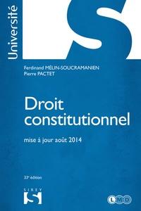 Deedr.fr Droit constitutionnel Image