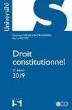 Ferdinand Mélin-Soucramanien et Pierre Pactet - Droit constitutionnel.