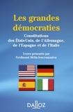 Ferdinand Mélin-Soucramanien - Les grandes démocraties.