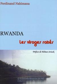 Ferdinand Nahimana - Rwanda - Les virages ratés.