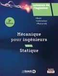 Ferdinand-P Beer et Russell E. Johnston - Mécanique pour ingénieurs - Volume 1, Statique.