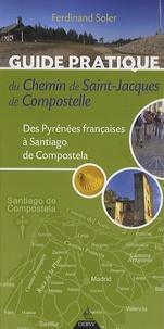 Accentsonline.fr Guide pratique du chemin de Saint-Jacques de Compostelle - Des Pyrénées françaises à Santiago de Compostela Image