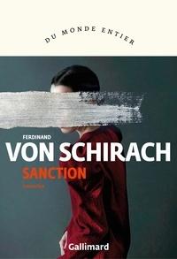 Ferdinand Von Schirach - Sanction.