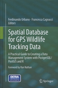 Accentsonline.fr Spatial Database for GPS Wildlife Tracking Data - A Practical Guide to Creating a Data Management System with PostgreSQL/PostGIS and R Image