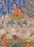 Ferdowsi - Shâhnâmeh - Le Livre des Rois.