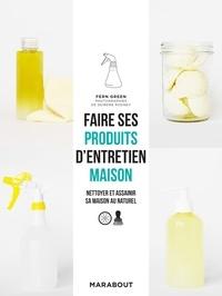 Fern Green - Faire ses produits d'entretien maison.