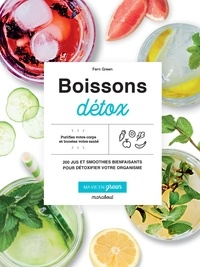 Fern Green - Ma vie en green - Boissons détox.