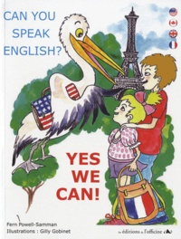 Fern Powell-Samman - Can you speak english ? yes we can !.