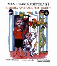 Cjtaboo.be Mamie parle portugais! - Edition bilingue français-portugais Image
