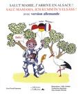 Fern Powell-Samman - Salut Mamie, j'arrive en Alsace ! - Edition français-alsacien-allemand.