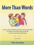 Fern Sussman - More than Words.