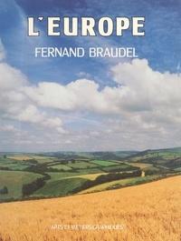 Fernand Braudel et Maurice Aymard - L'Europe.