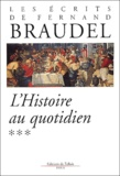 Fernand Braudel - .