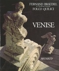 Fernand Braudel et Folco Quilici - Venise.