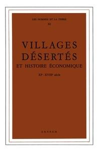Villages désertés et histoire économique (XIe-XVIIIe siècle).pdf