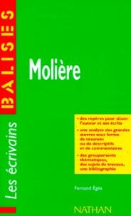 Fernand Egéa - Molière.