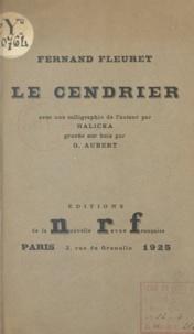 Fernand Fleuret et G. Aubert - Le cendrier.
