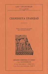 Fernand Hayot - Chandogya Upanishad.