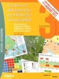 Fernand Marchitto - Cartes et documents en Histoire-Géographie 3e - Mise en oeuvre du programme d'histoire-géographie en relation avec le socle commun.