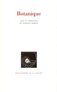 Fernand Moreau - Botanique - Encyclopédie de la Pléiade.