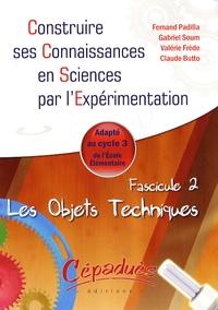 Les objets techniques - Cycle 3.pdf