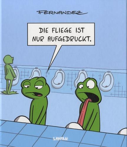 Fernandez - Die Fliege Ist Nur Aufgedruckt.