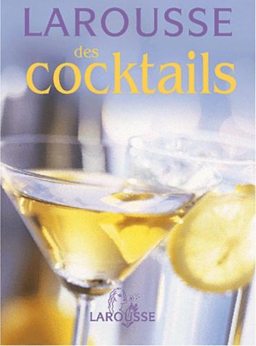 Fernando Castellon - Larousse des cocktails.