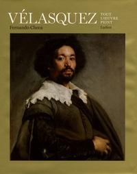 Fernando Checa - Vélasquez - Tout l'oeuvre peint.