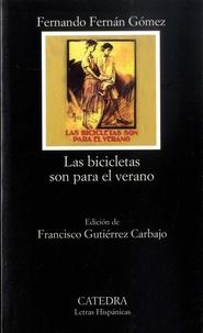 Las bicicletas son para el verano - Fernando-Fernan Gomez | Showmesound.org