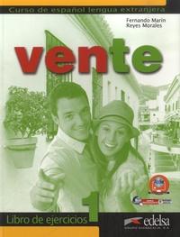 Fernando Marin - Vente 1 - Libro de ejercicios.