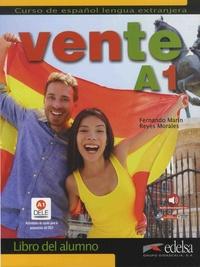 Fernando Marin et Reyes Morales - Vente A1 - Libro del alumno.
