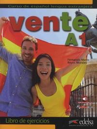 Fernando Marin et Reyes Morales - Vente A1 - Libro de ejercicios.