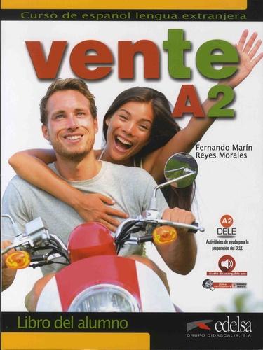 Fernando Marin et Reyes Morales - Vente A2 - Libro del alumno.